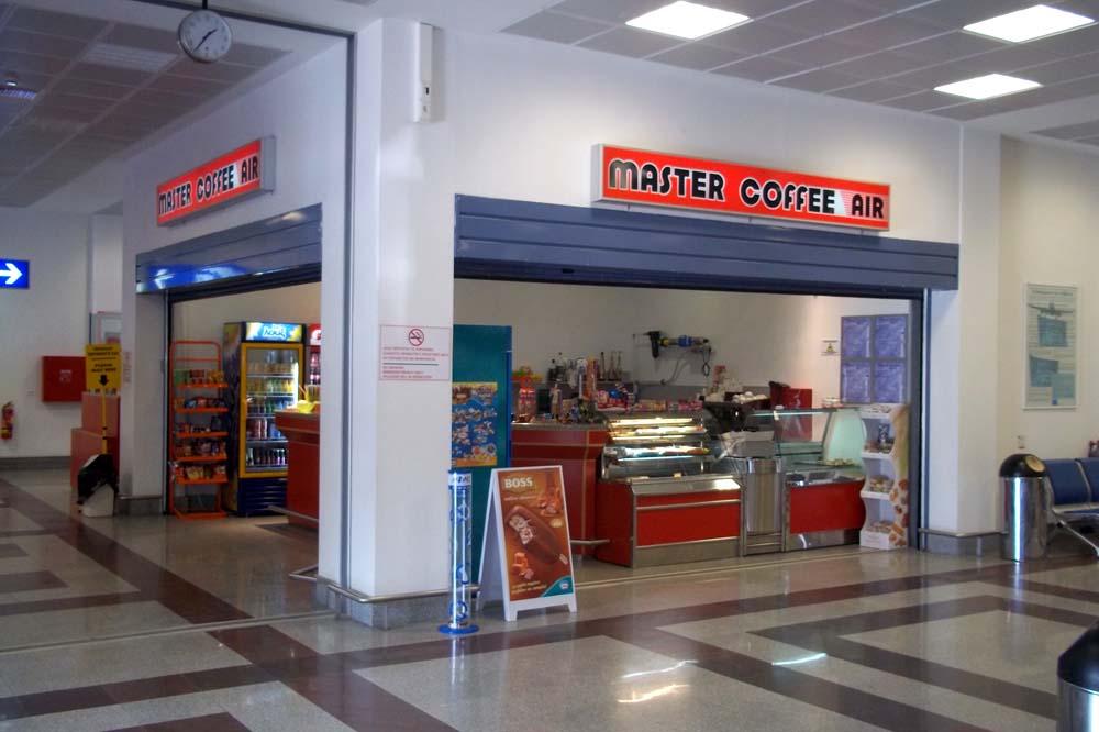 Παροχές αεροδρομίου Αράξου