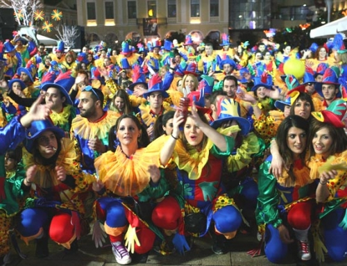 Ο καιρός για τις Παρελάσεις του Πατρινού Καρναβαλιού 2016